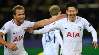 Son and Kane of Spurs