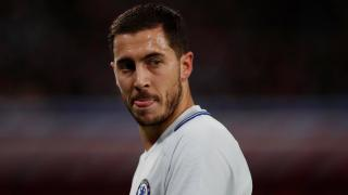 With Alvaro Morata out, Eden Hazard may lead the line
