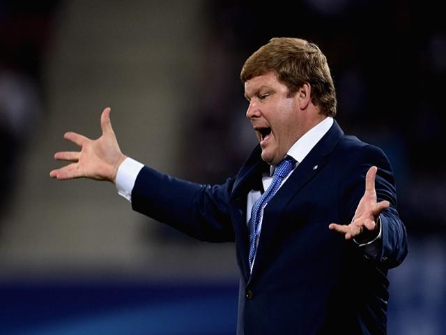 Hein Vanhaezebrouck will be hoping for a huge performance from his Gent players