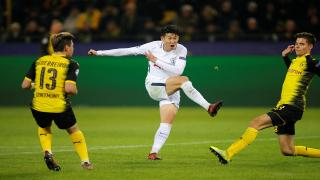 Tottenham forward Heung Min Son