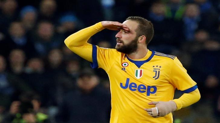 Gonzalo Higuaín scored the winer at Napoli on Friday, and has extra time to recover for a crucial Champions League showdown in Greece