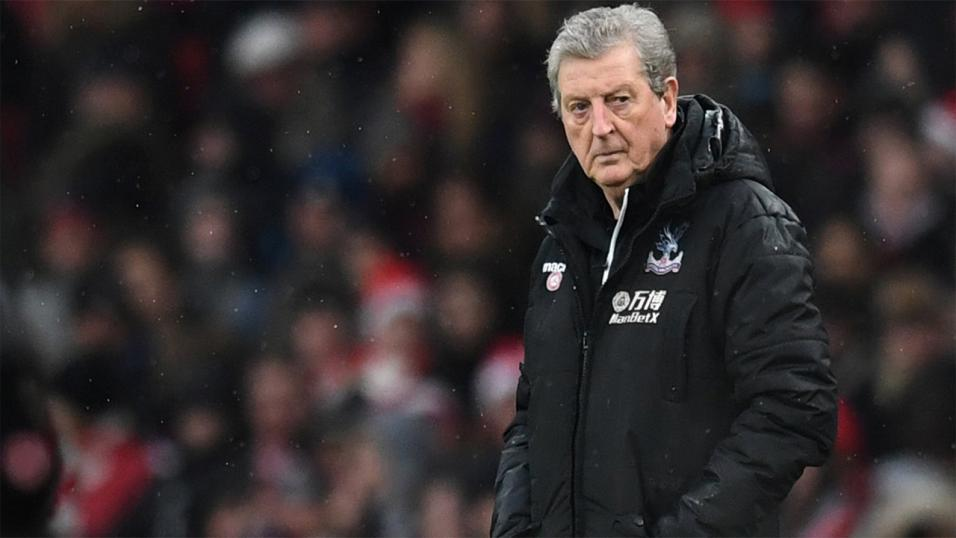 Will Roy Hodgson inspire Crystal Palace in their match against Everton?