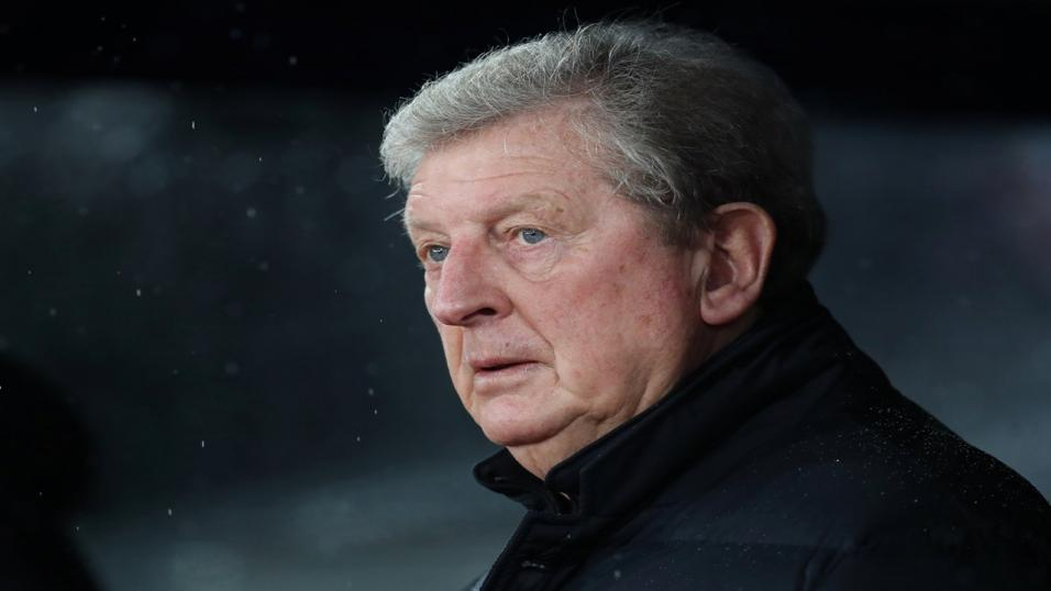 Crystal Palace manager Roy Hodgson.