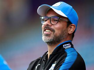 David Wagner and squad are looking to make a statement at Wembley, Monday