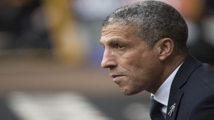 Nottingham Forest boss Chris Hughton