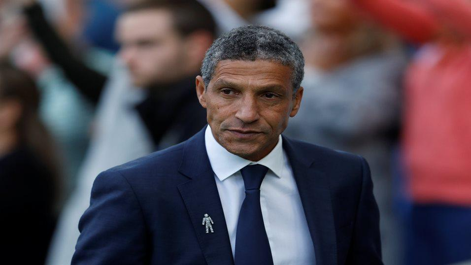 Can Chris Hughton inspire Brighton when they travel to Huddersfield?