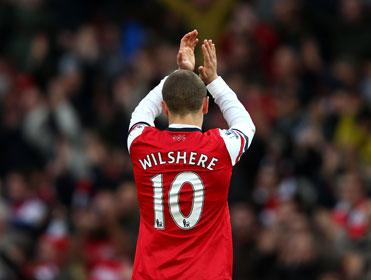 Jack Wilshere scored after just 29 seconds against Marseille