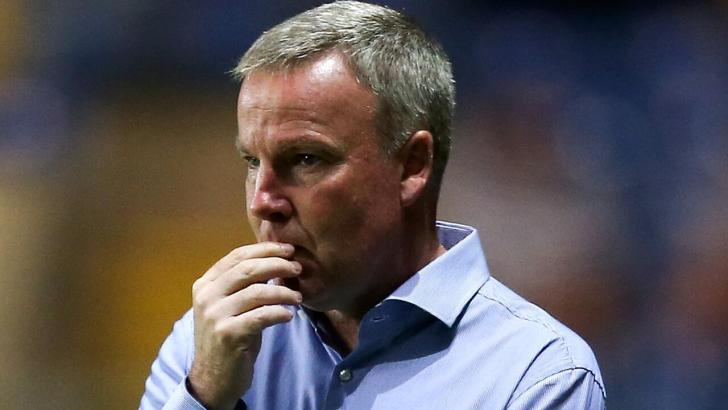 Portsmouth manager - Kenny Jackett