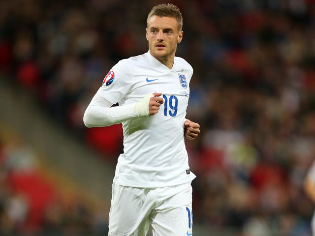 The 2015/16 form of Jamie Vardy earned him 97 minutes in the final two England Euro 2016 qualifiers