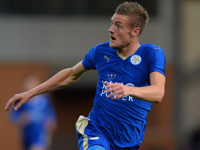 Jamie Vardy brought his Leicester goal drought to an end last time out against Stoke
