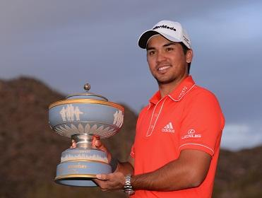 World Match Play winner Jason Day
