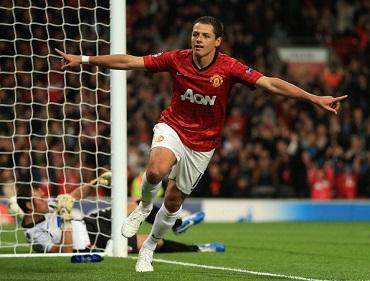 Javier Hernandez scored the only goal as Manchester United beat Liverpool in the Capital One Cup