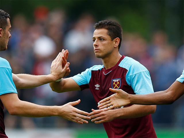 Javier Hernandez look as sharp as ever and could add to his scoring tally in this match.