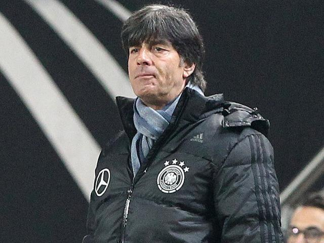 Joachim Low will be happy with his sides performance on Monday night