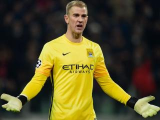 Joe Hart will need to be at the top of his game to retain his England place