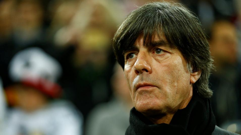Germany coach Jogi Loew