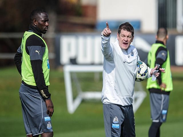 Can John Carver point Newcastle towards victory against Swansea?