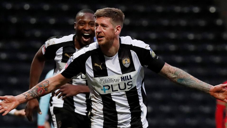 Jon Stead has scored in every round of the FA Cup this season and netted in six consecutive matches before Saturday