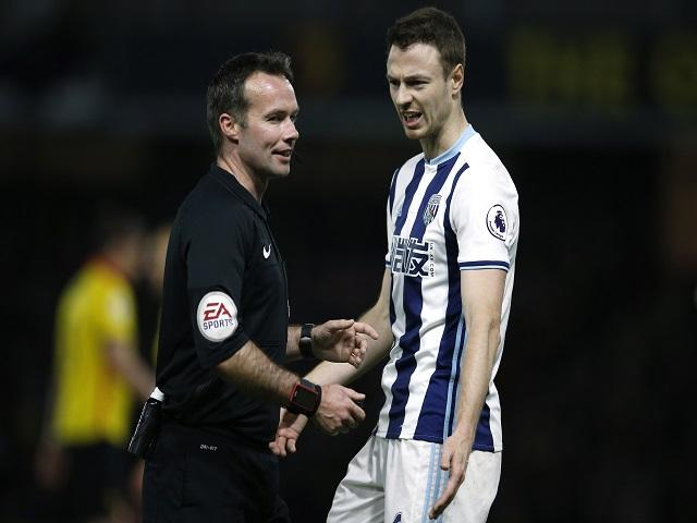 Is Jonny Evans going to swap West Brom for Manchester City?