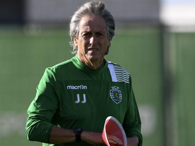 Sporting CP have a faultless home record this term under Jorge Jesus