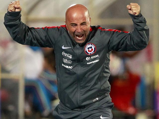 Jorge Sampaoli made Chile the champions of South America for the first time last year