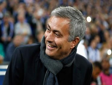 Plenty to smile about - Mourinho's men started with an easy win