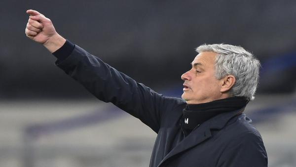 Jose Mourinho, Spurs boss.jpg