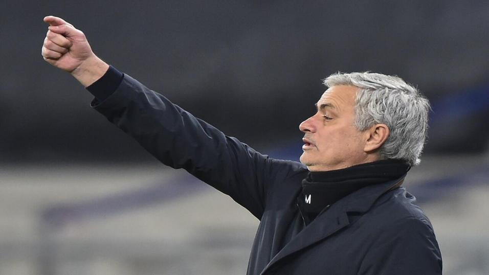 Jose Mourinho can return home with three points