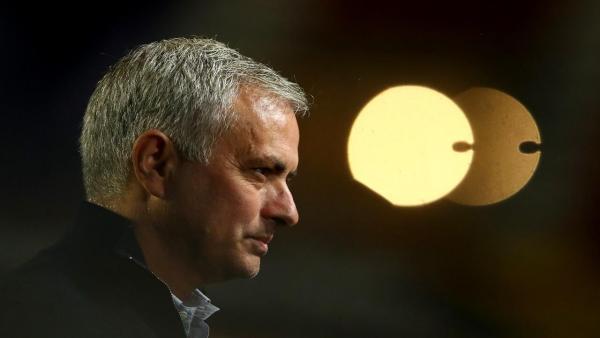 Jose Mourinho, Tottenham manager.jpg