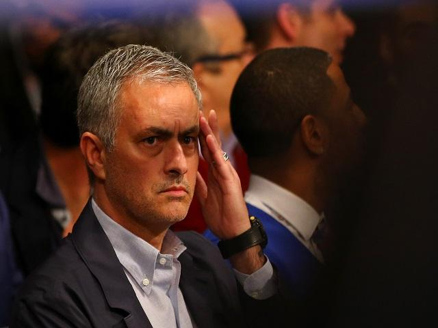 Jose Mourinho looks set to become the next Manchester United boss