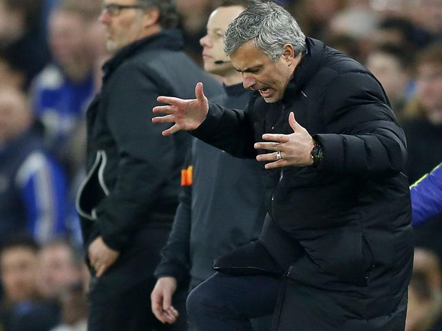 "Chelsea boss Jose Mourinho has heard the chorus ""You're not special any more"" a lot recently"