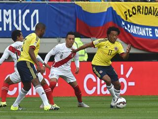 Colombia have faded at the Copa America after a bright start