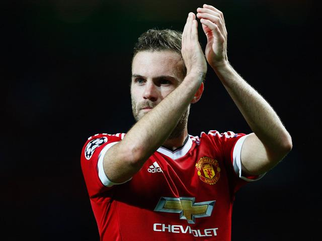 Juan Mata scored in both Man Utd victories over Crystal Palace last season