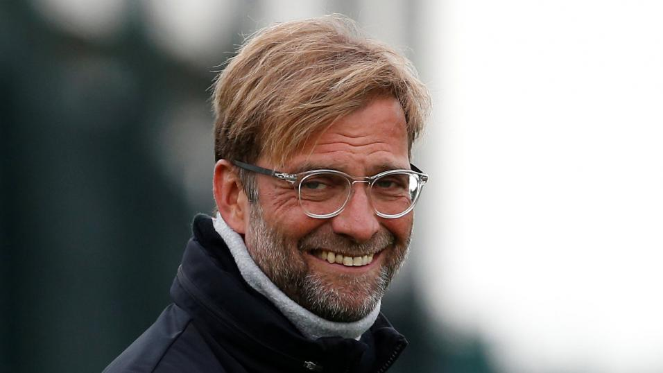 Will Jurgen Klopp still be smiling after Liverpool's match with Manchester City?