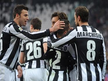 It's about time that Juventus had a run in the Champions League