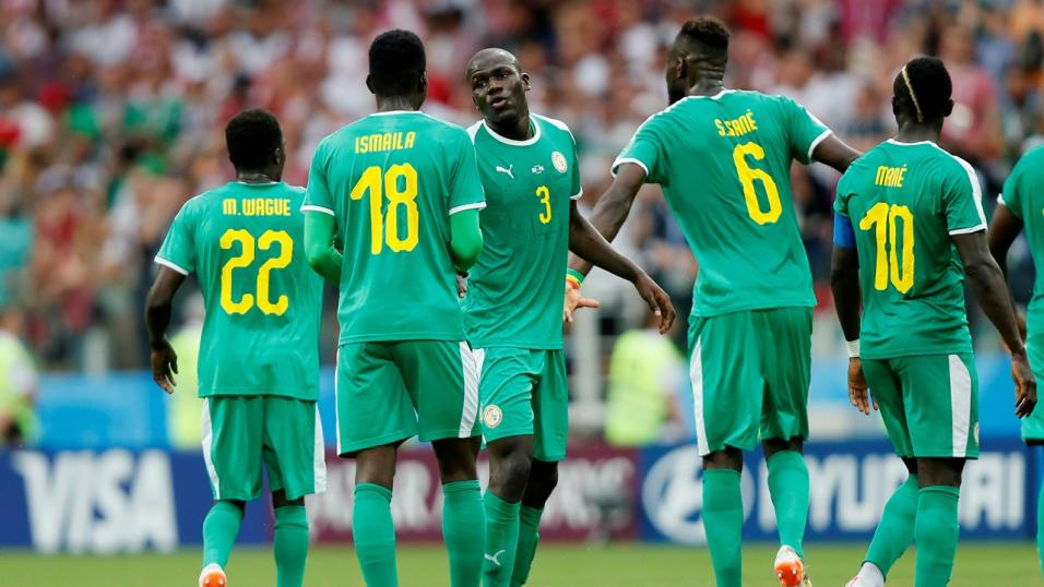 Japan unchanged as Senegal bring in Ndiaye