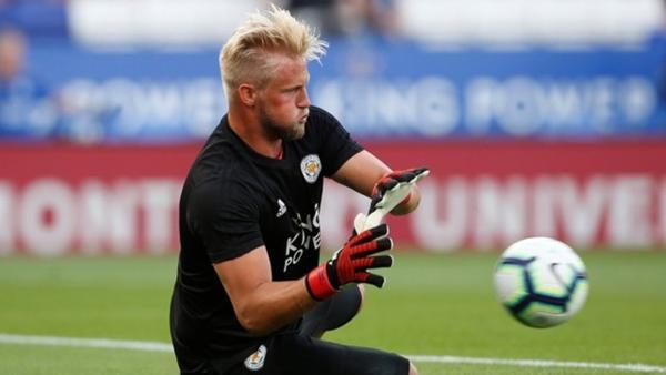 Kasper Schmeichel Leicester Pre-Season 2018.jpg