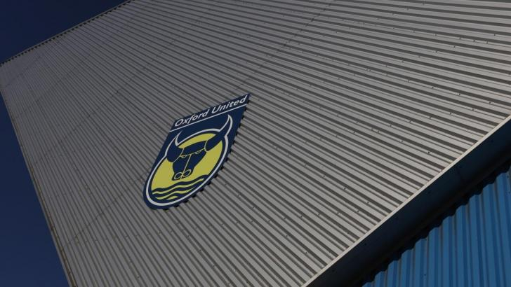 Oxford United Kassam Stadium