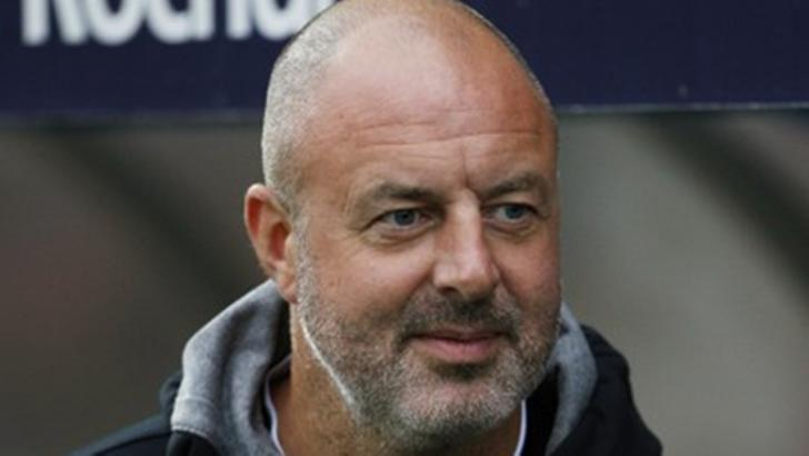 Bolton boss Keith Hill