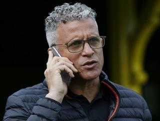 Keith Curle, the new Northampton Town manager