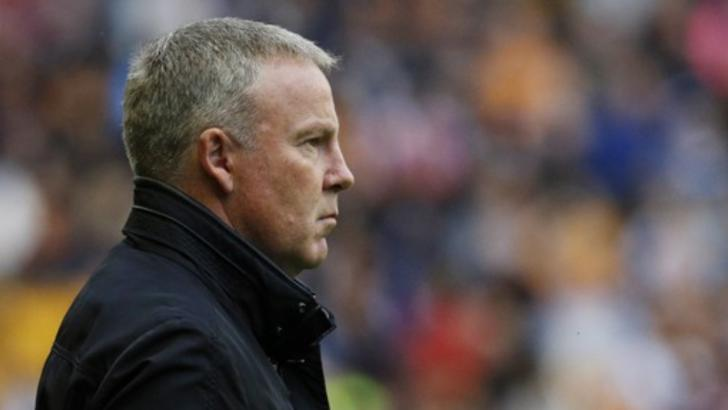 Portsmouth boss Kenny Jackett