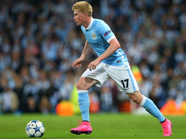 Kevin De Bruyne has excelled in his first few appearances for Man City