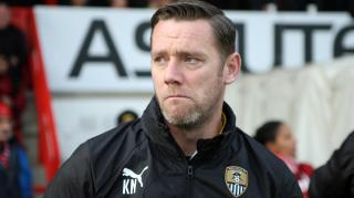 Kevin Nolan can relax with no pressure on Notts County in the FA Cup