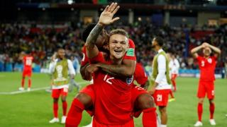 England full back - Kieran Trippier