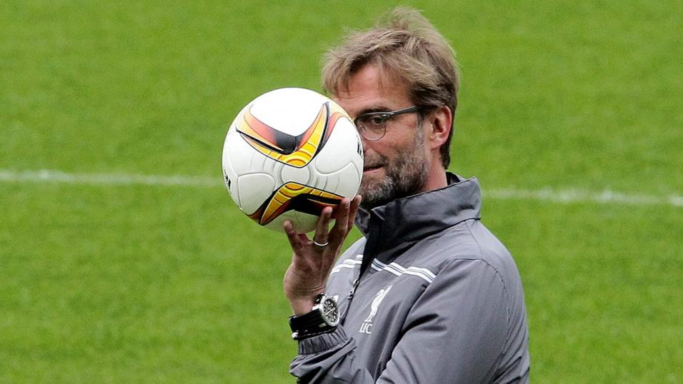 Jurgen Klopp's Liverpool will face Everton in Round Three of the FA Cup