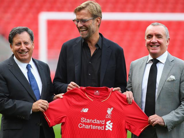 Jurgen Klopp should have plenty to smile about on Thursday