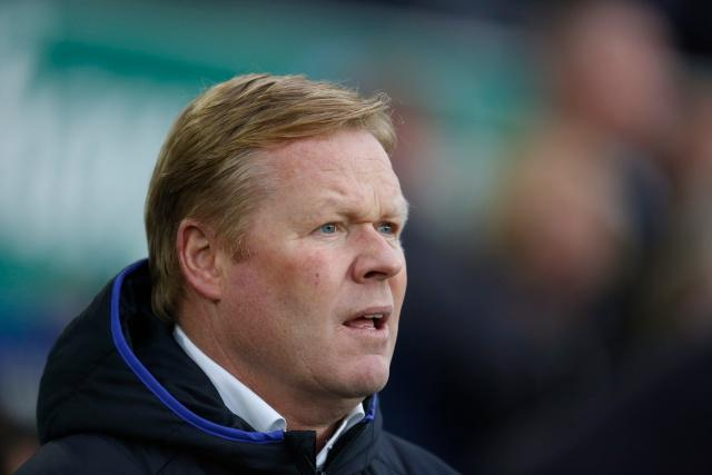 Will Ronald Koeman inspire his Everton side when they host Hull?