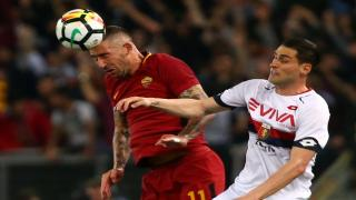 Serbia's Aleksandar Kolarov has reached the Champions League semi-finals with Roma this season