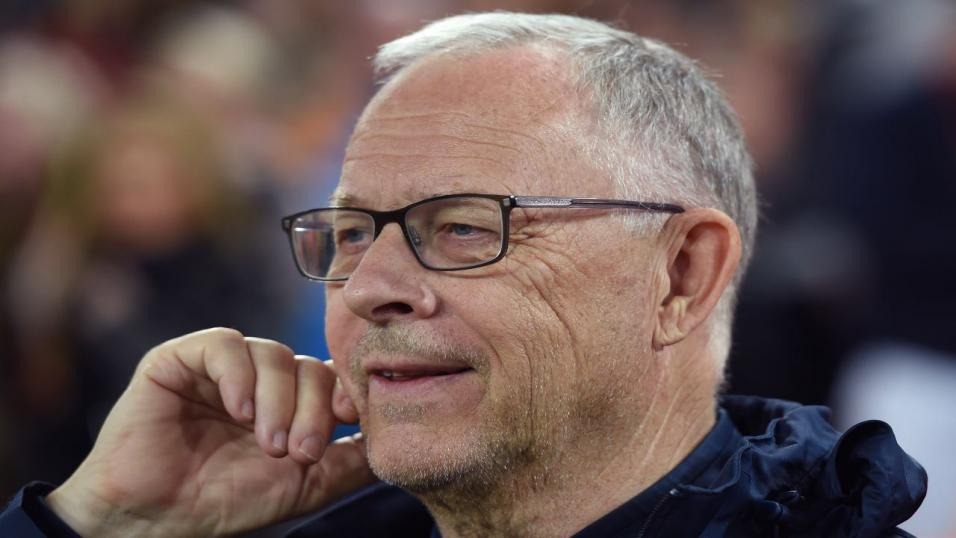 Norway manager Lars Lagerback.