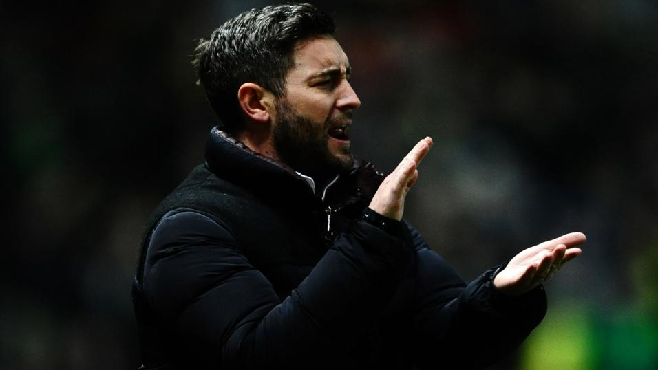 Lee Johnson - Bristol City